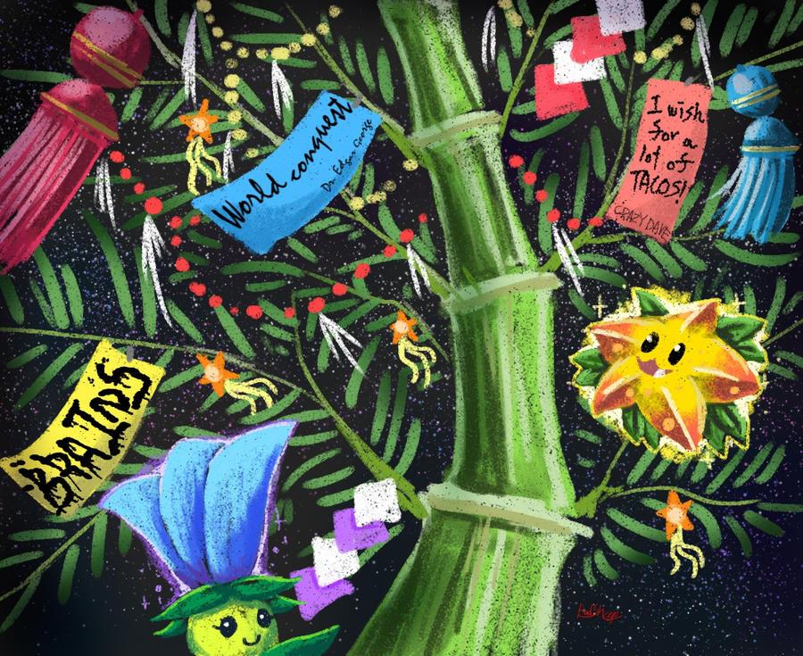 Tanabata by RedSheep13