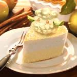 Cottonee x Hokkaido Double Fromage Cheesecake