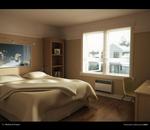 3D - Bedroom Project