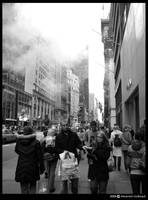 NY Series : Life by AlexandreGuilbeault