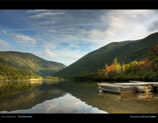 Twin Mountain NH by AlexandreGuilbeault