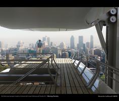 Moving Density - 3D by AlexandreGuilbeault