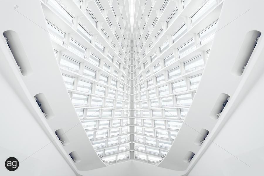 Milwaukee Art Museum by AlexandreGuilbeault