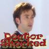 Doctor Shocked LJ Icon by hudine