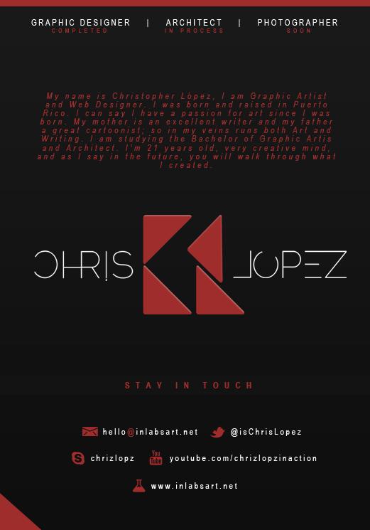 ChrizLopz's Profile Picture