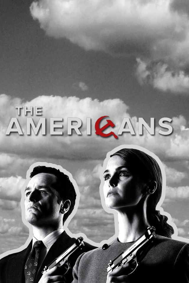 The Americans Iphone 4 Wallpaper By Iphonewallpapers On