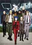 Ghost In The Shell Arise Cast