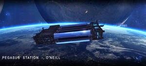 O'Neill Class Orbital Habitat