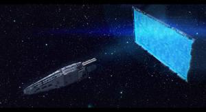 Terran Alliance Warship: Raptor's Wrath 3