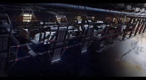 Jupiter Station Fleet Yards