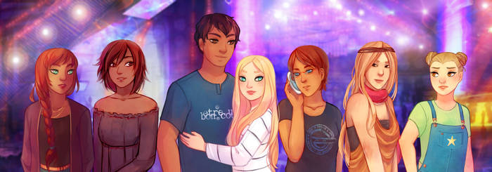 Lise's Crew