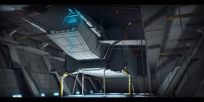 Renegade Escape Ship