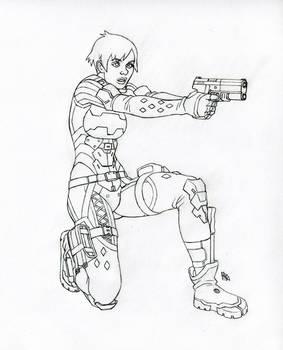 Sophie McGillicuddy 8 (lineart)