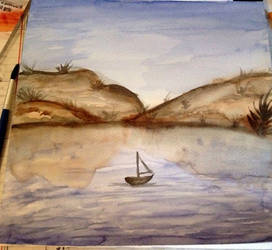 bateau by lolobild