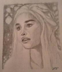 daenerys by lolobild