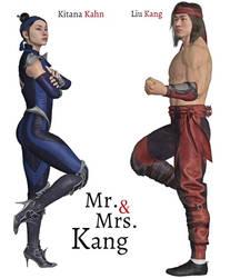 Liu Kang and Kitana (Liutana) Mortal Kombat 11 (4)