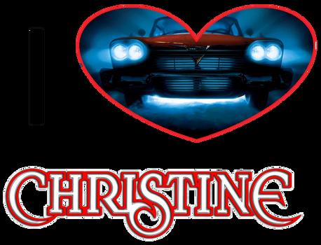 I Love Christine