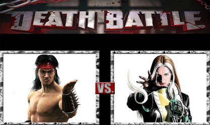 Death Battle: Liu Kang vs Rogue