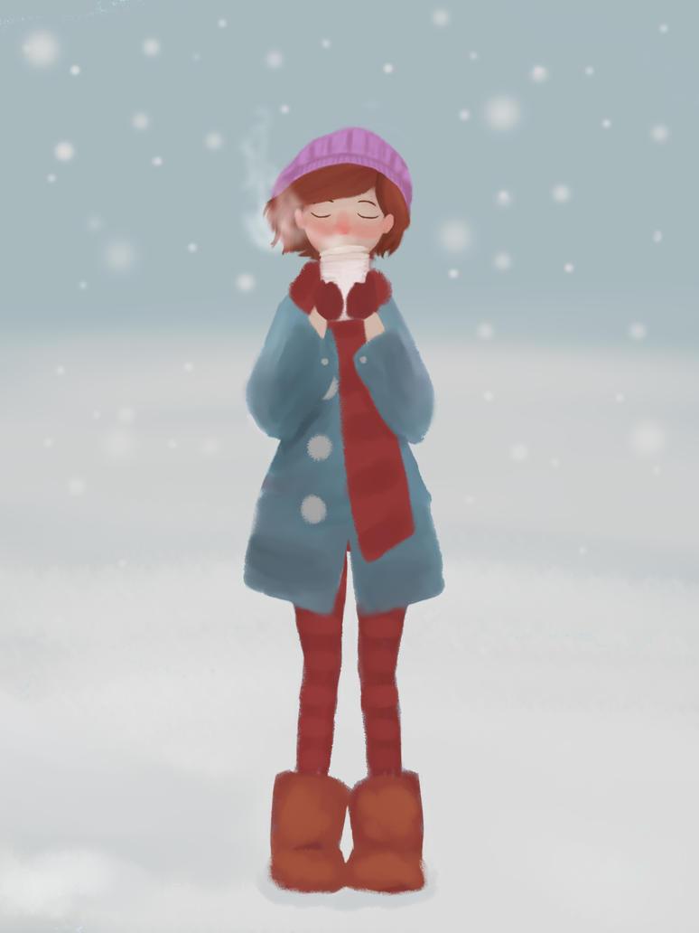 Winter by MrTashy