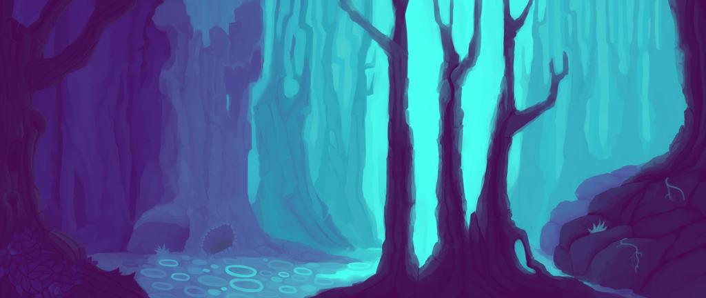 Tree Background by MrTashy
