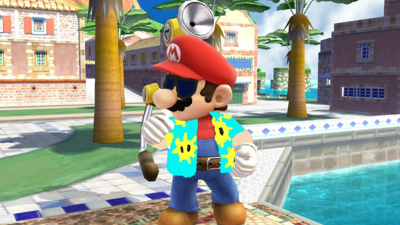 8f7b393f585 I am so disappointed in Mario s selection of alternate costumes - Super  Smash Bros. for Wii U Message Board for Wii U - GameFAQs