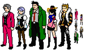 NESified - Ace Attorney Investigations