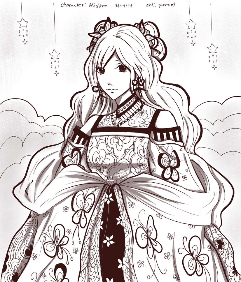 oriental star. by purenai
