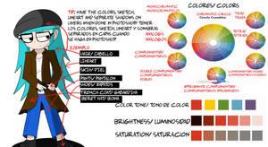 Colors/ Colores + Tip