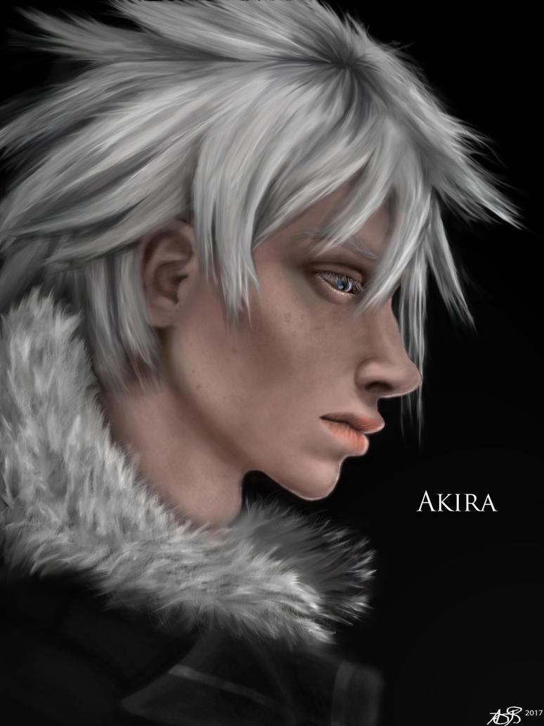Akira by fujoshisense