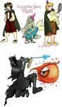 Some Hobbit Nonsence by ktshy