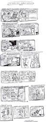 Hourly Comics 2011 by ktshy