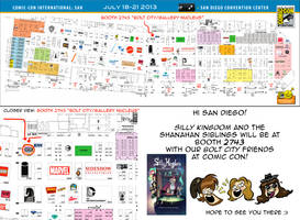 SDCC 2013 UPDATE