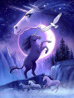 Sparkly Unicorn Magiiiiiiic