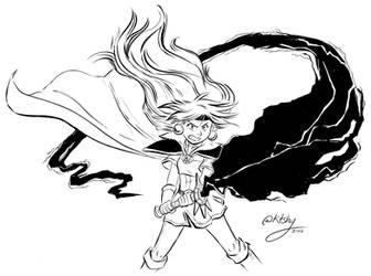 Lina Inverse by ktshy