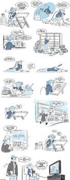 Shrub Monkeys: Comic Time