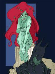 Poison Ivy by ktshy