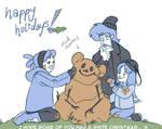 Shrub Monkeys 36 Happy Holiday