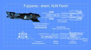 Fujiyama blueprint