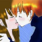 Twilight Kiss by Reznichenka