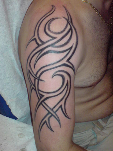 tattoo tribal ornament 3d 23 by tattoopatric on deviantart. Black Bedroom Furniture Sets. Home Design Ideas