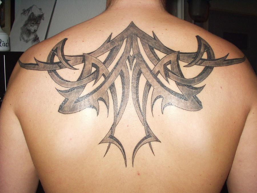 tattoo tribal ornament 3d 50 by tattoopatric on deviantart. Black Bedroom Furniture Sets. Home Design Ideas