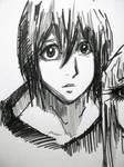 Light Yagami sketch