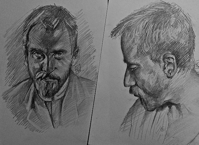 Tim Roth - Vincent and Theo