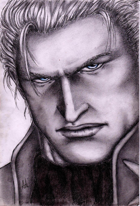 Vergil DMC 3 fan art by RebellionAngel