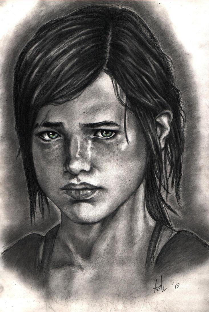 Ellie by RebellionAngel