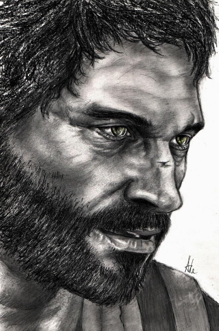 Joel by RebellionAngel