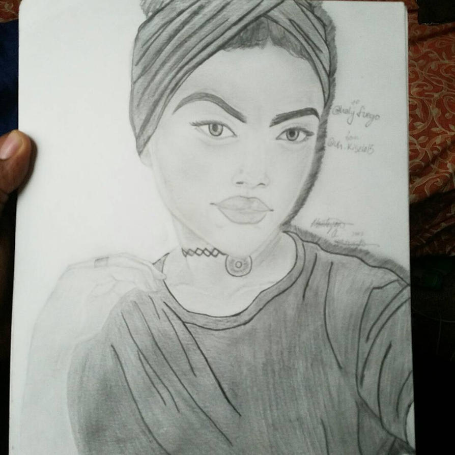 Guys Look A Portrait by JustM3M0nt