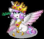 I..I am a p..princess?