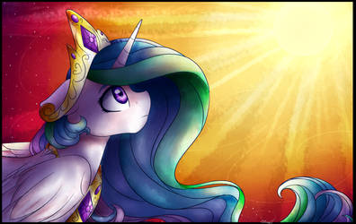 Sunset by Cloud-Drawings