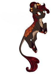 Grotto Skimmer Adopt - Mulled Wine (closed) by Cloud-Drawings